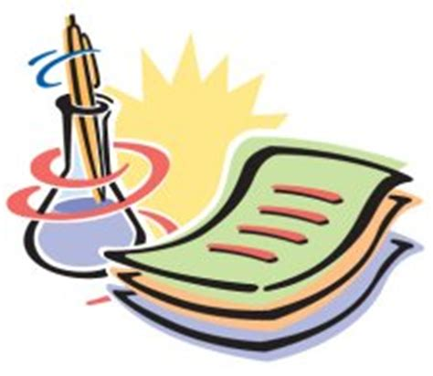 Report writing materials and methods